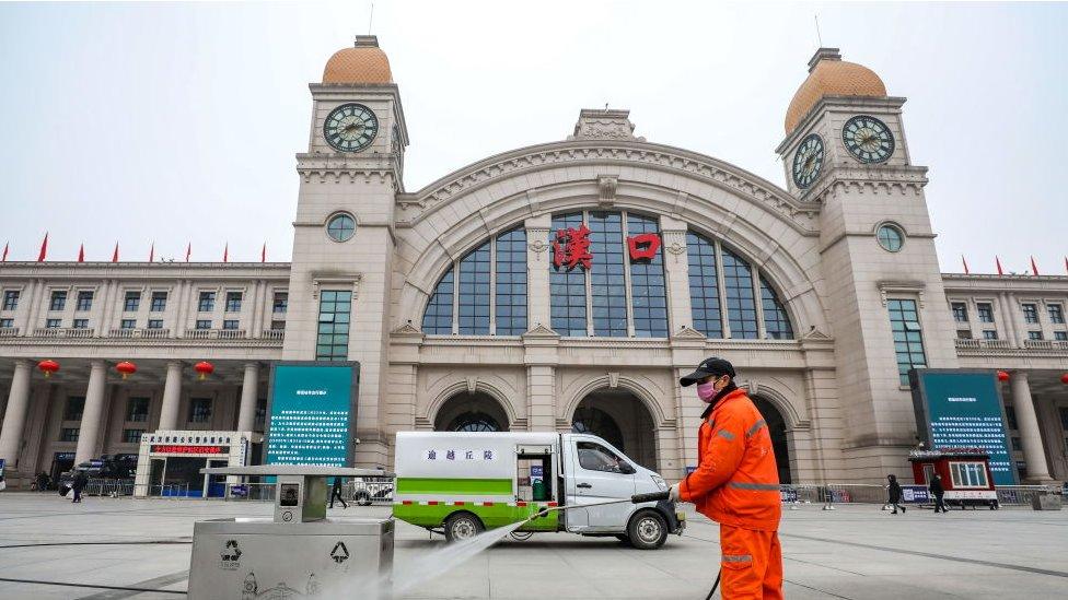 武漢市長周先旺事後形容,封城是一個非常艱難的決定