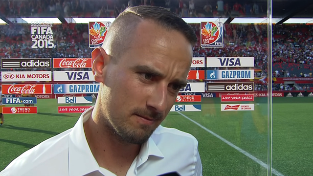 "England coach Mark Sampson says his team ""have made history"""