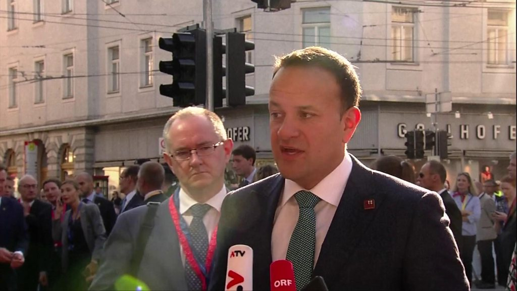 'Time is running short on Brexit - Varadkar