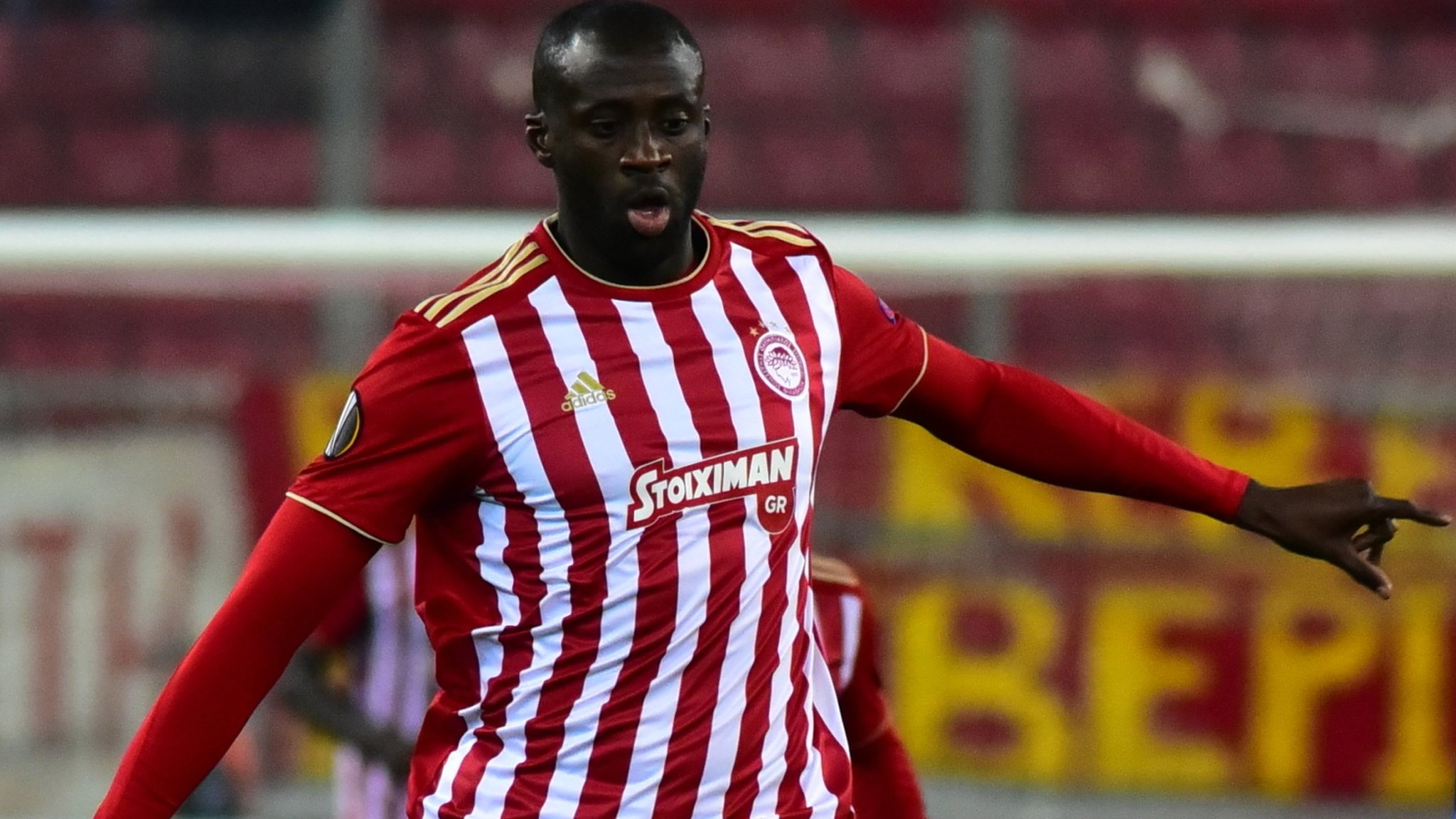 Yaya Toure leaves Olympiakos three months after rejoining Greek club