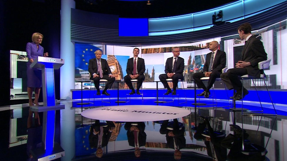 BBC to review vetting process after criticism of Tory leadership debate