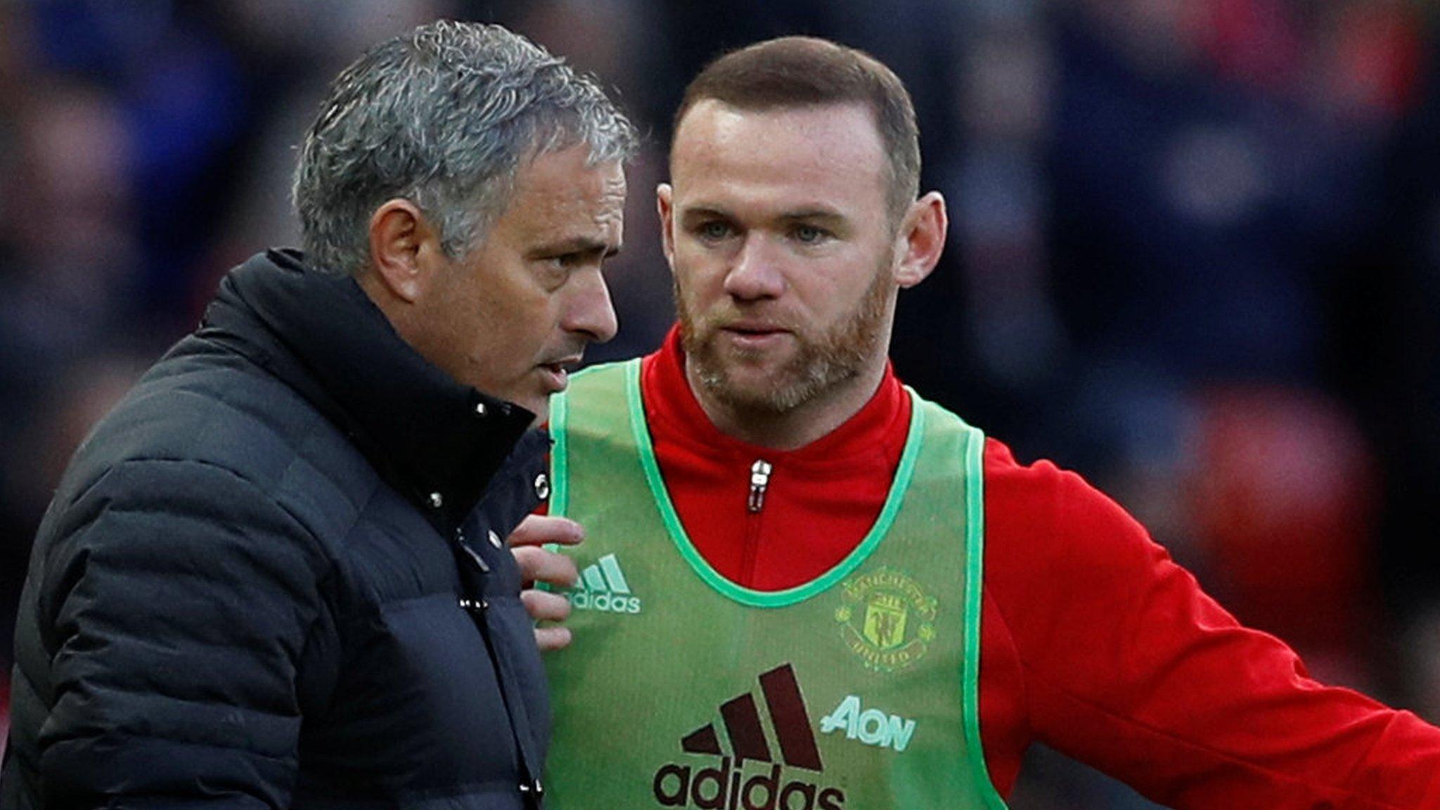 Wayne Rooney: Former Man Utd striker became 'embarrassed' at Old Trafford