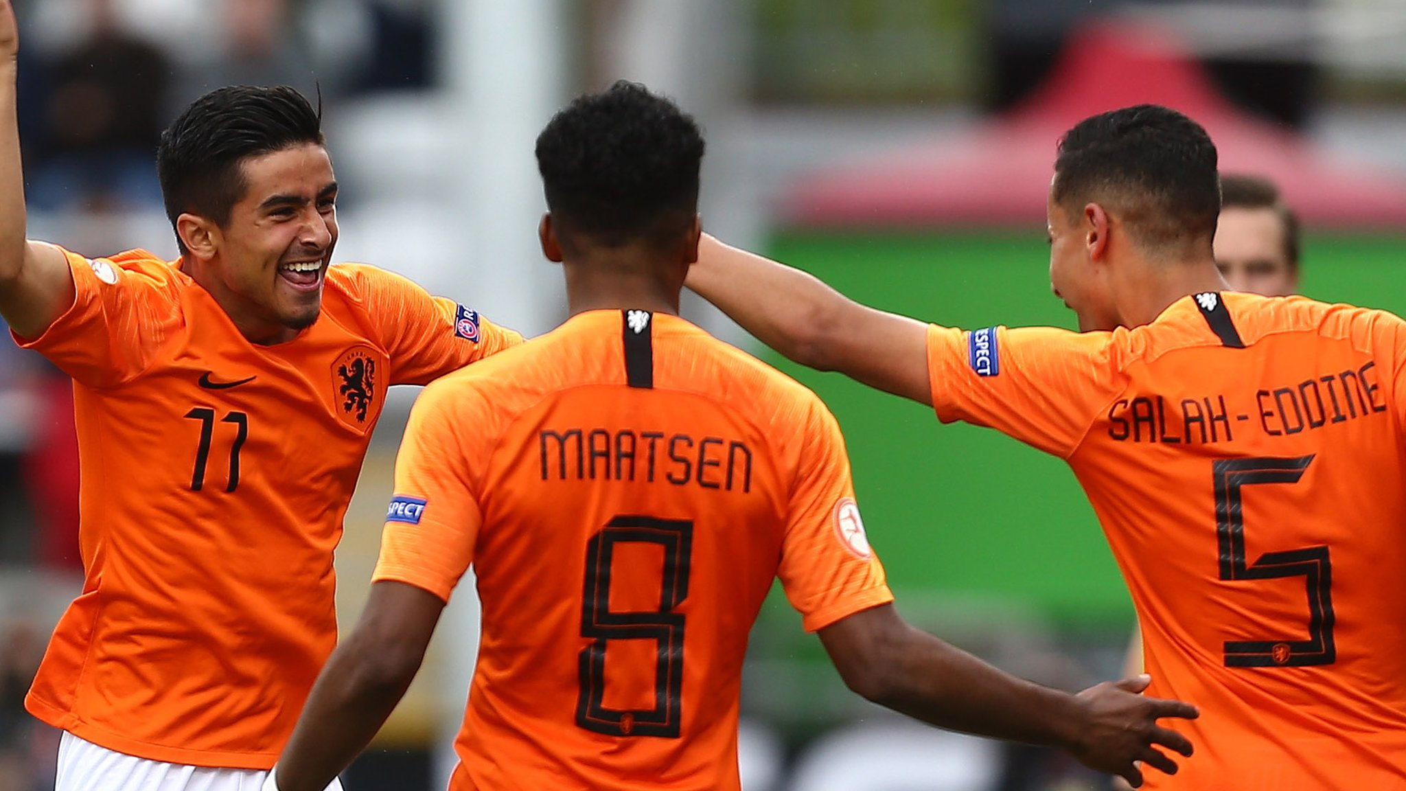 Uefa Under-17 final: Netherlands beat Italy again in final to retain title