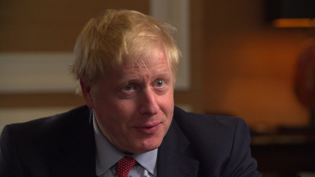 Tory leadership: Boris Johnson on Brexit and his character