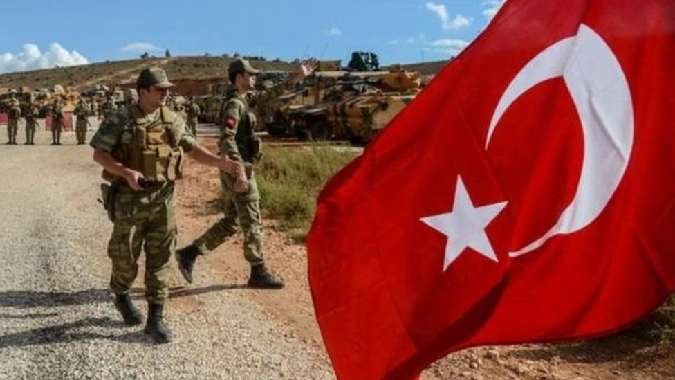 قوات تركية