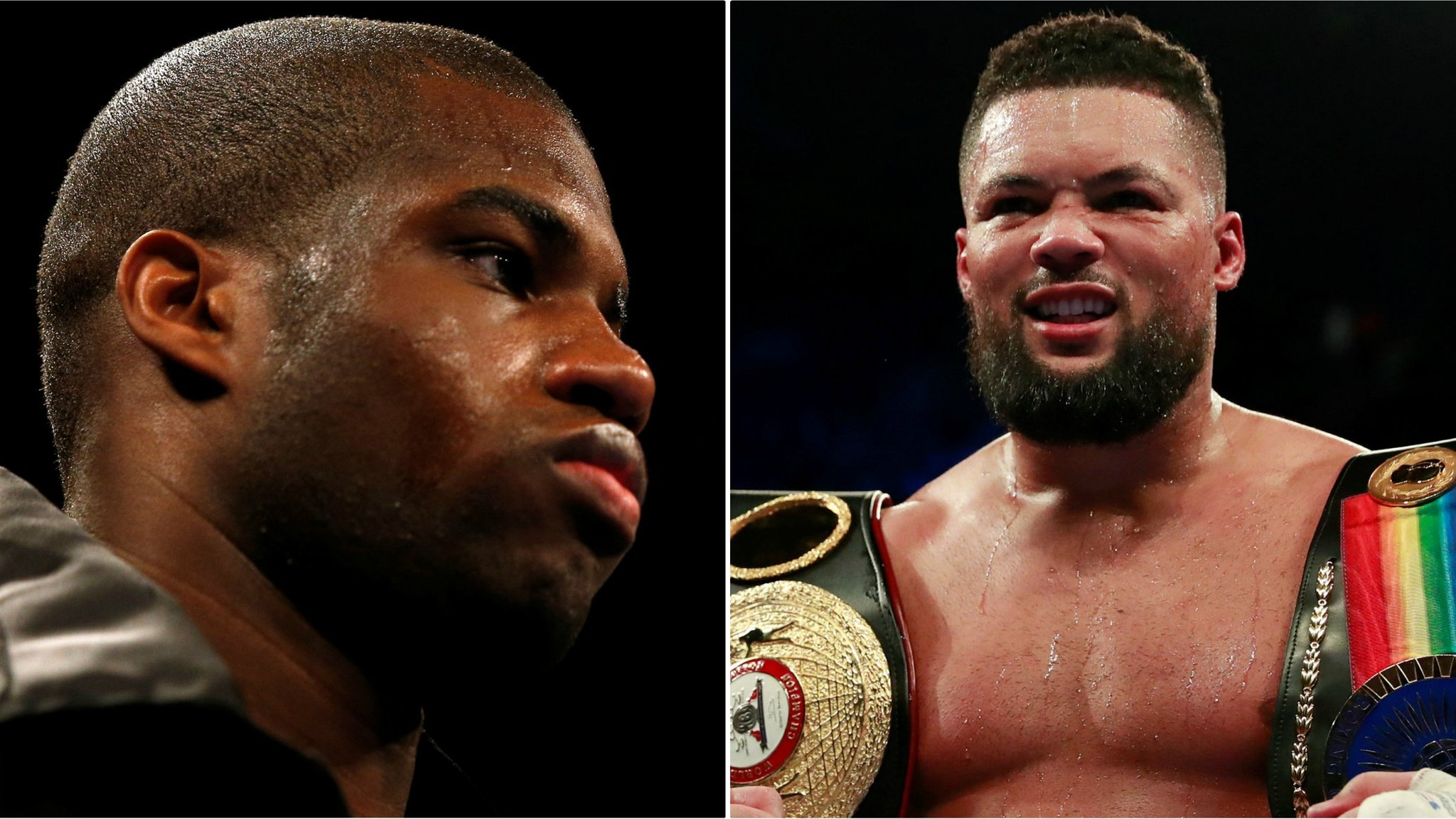 Daniel Dubois & Joe Joyce 'agree' British title fight