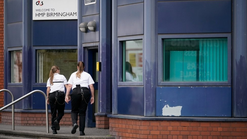 Birmingham Prison taken over from G4S by government