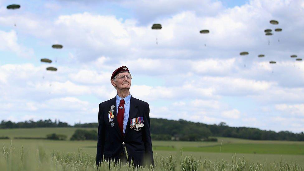 Conmemoración del D Day