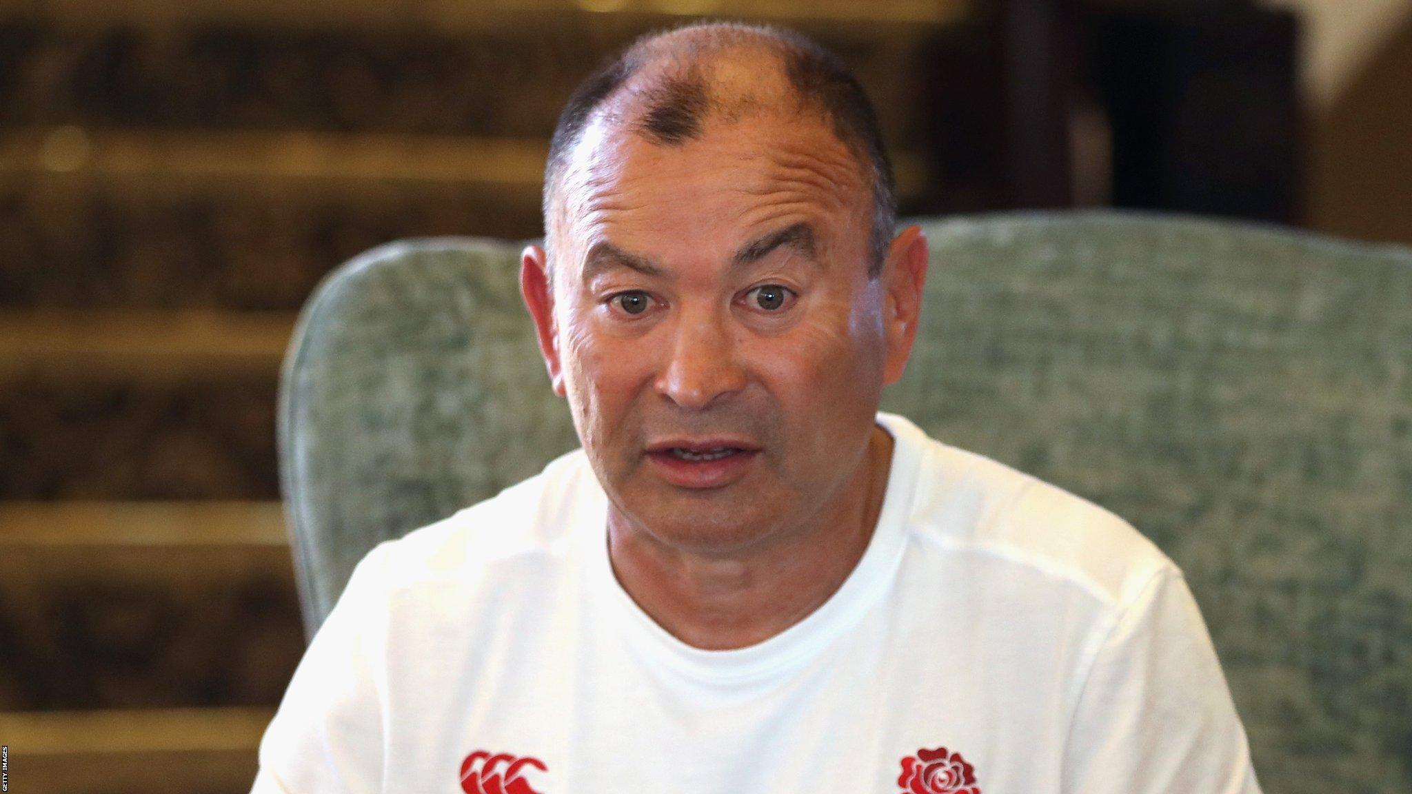 England head coach Jones has 'no concerns' over future