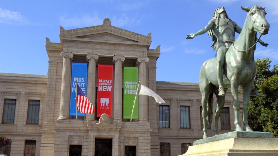 Boston museum sorry for racist 'no watermelons' remark