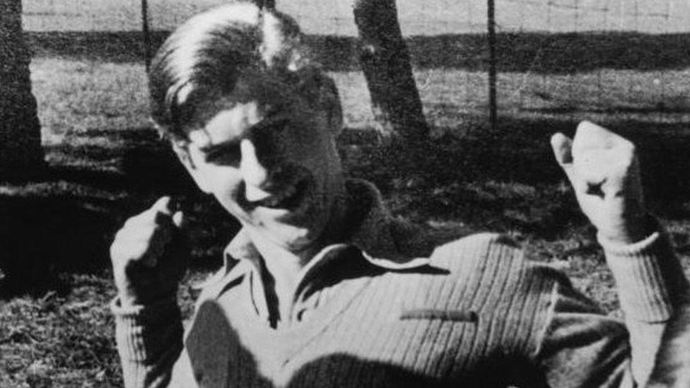 الأمير فيليب عام 1935
