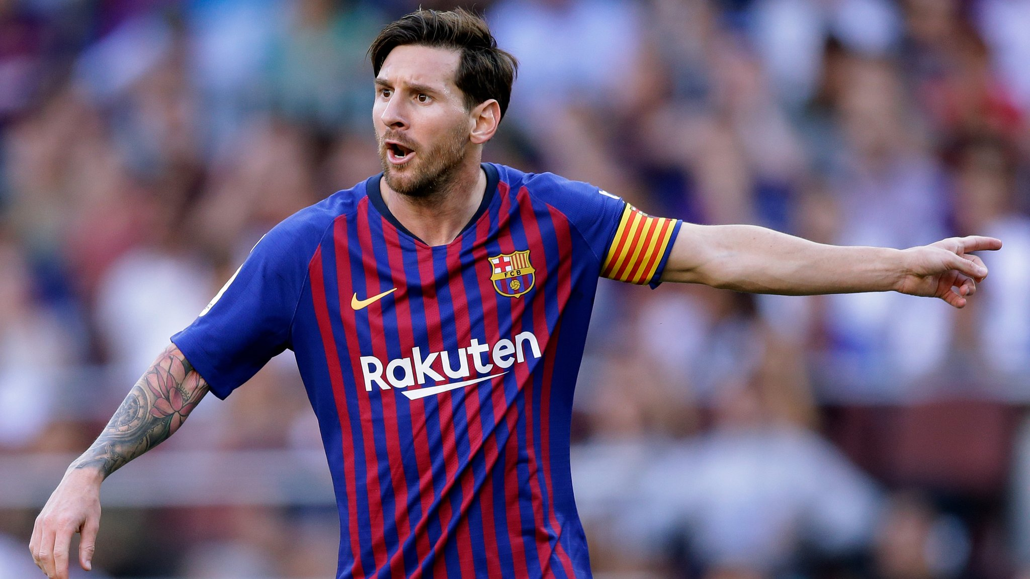 Lionel Messi: Is Barcelona forward really cut out for captaincy?