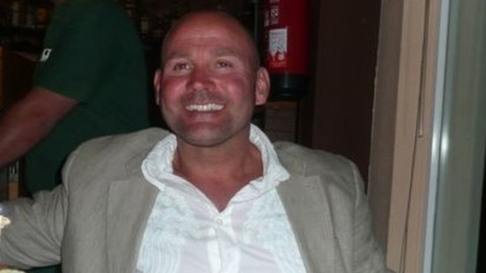 Paul Duckenfield murder probe found Czech 'crime network'