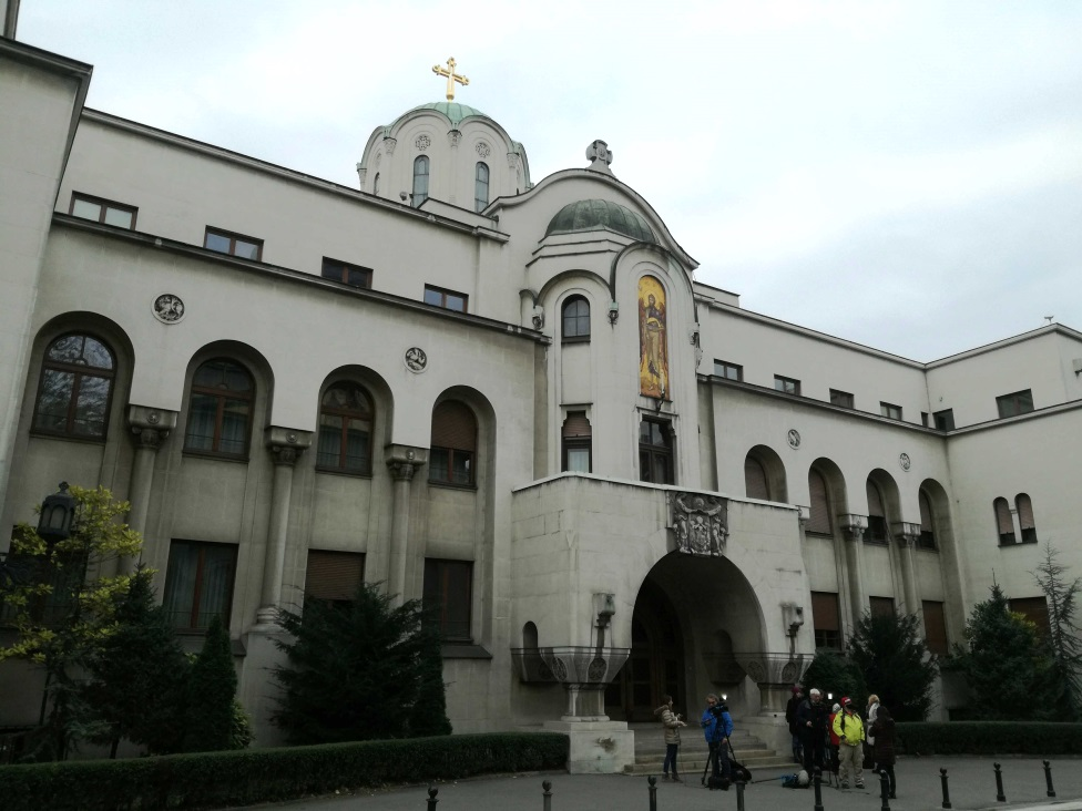 Patrijaršija, SPC, crkva