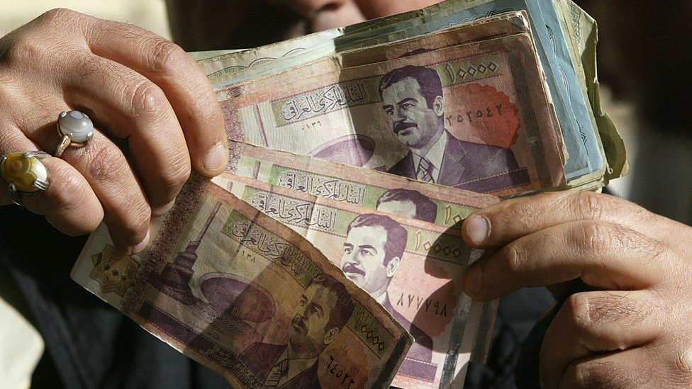 Irak dinarı