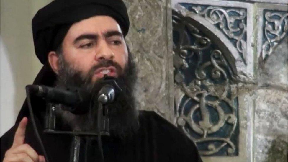 Abu Bakr al-Baghdadi (July 2014)
