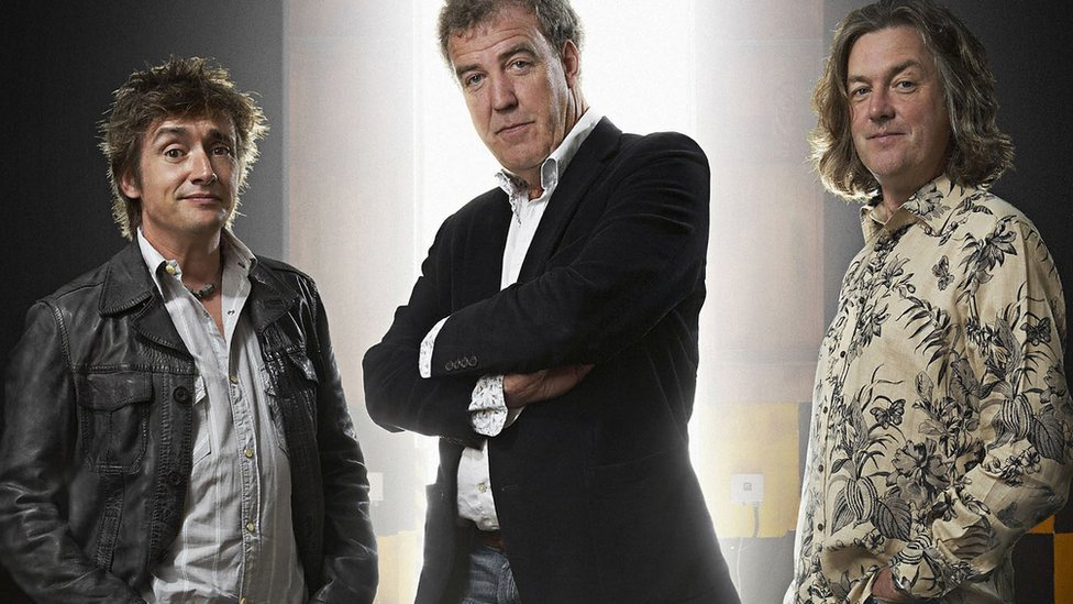 Top Gear has had many hosts since the Richard Hammond, Jeremy Clarkson and James May era