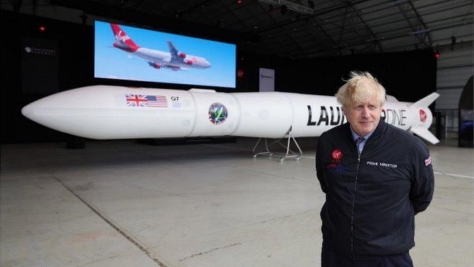 Космодромы, спутники, ракеты. Британия хочет стать мировой космической сверхдержавой