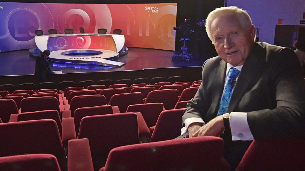 David Dimbleby: Goodnight, but not goodbye