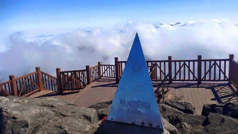 planina Fansipan