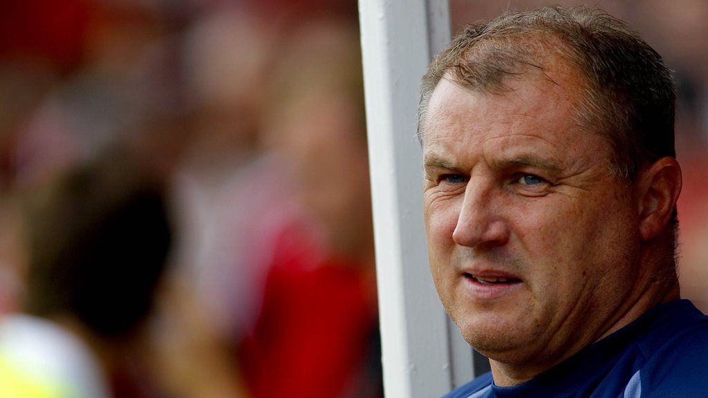 Paul Jewell: Swindon appoint former Wigan boss as director of football