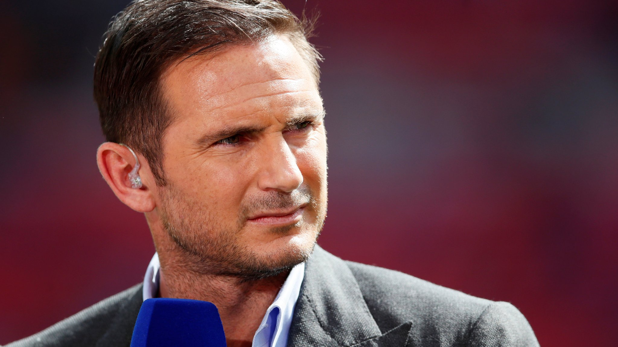 Former Chelsea and England star Lampard applies for manager role