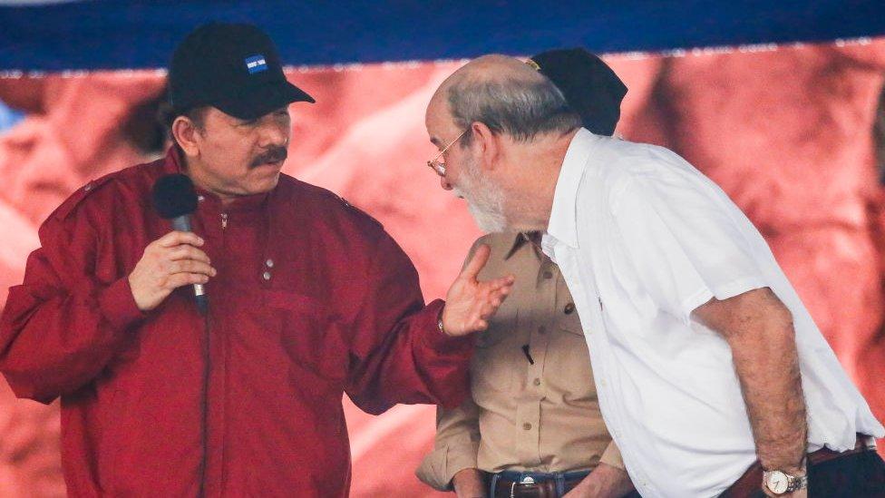 Renuncia aliado de Ortega en la Corte Suprema — Nicaragua