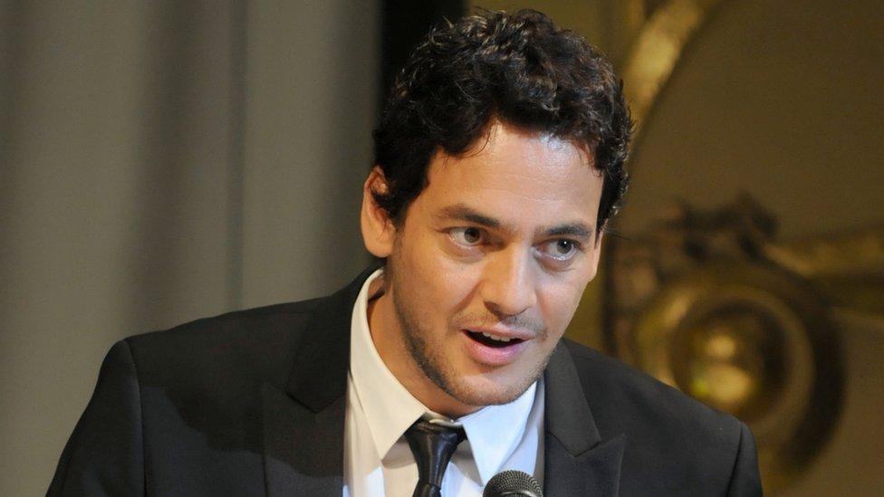 الممثل خالد أبو النجا