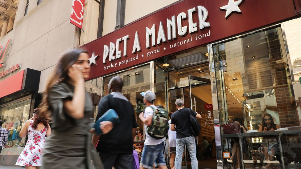 JAB Holdings pagó US$2.000 millones por la cadena Pret A Manger.