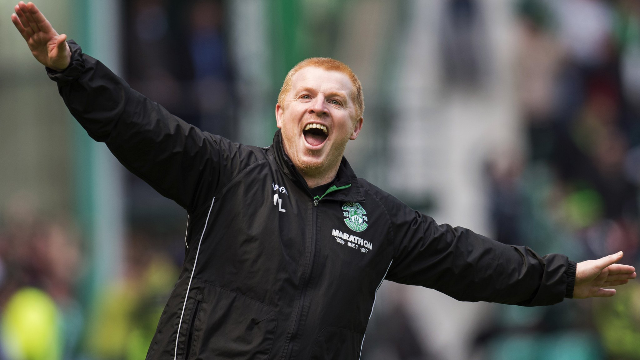 Neil Lennon: SFA charge Hibernian boss over celebrations