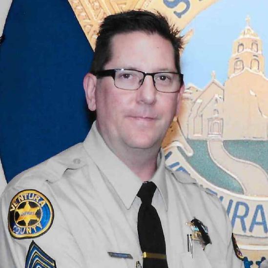 Ron Helus in police uniform