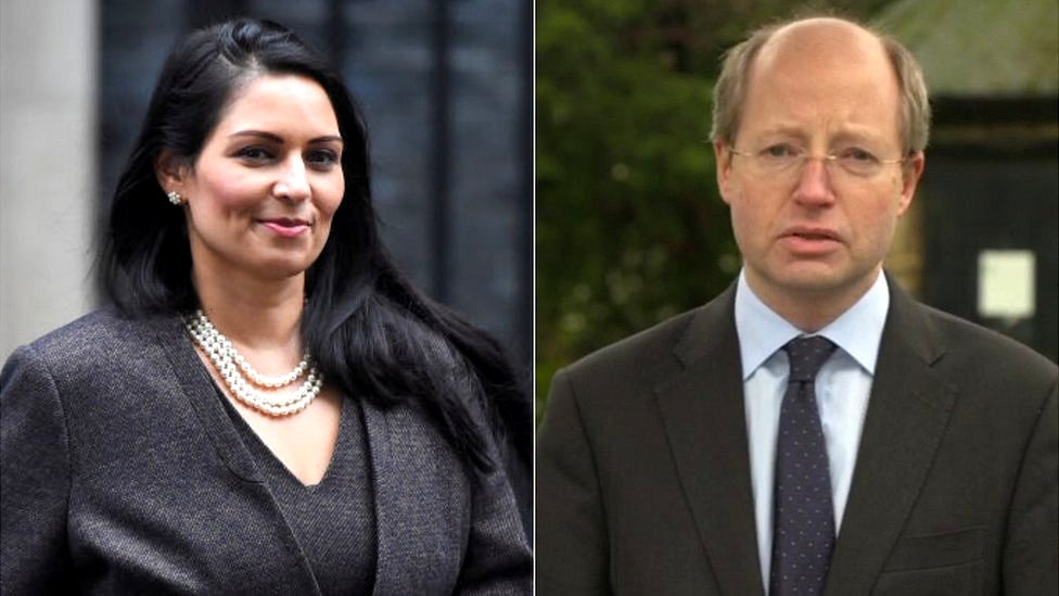 Priti Patle and Philip Rutnam