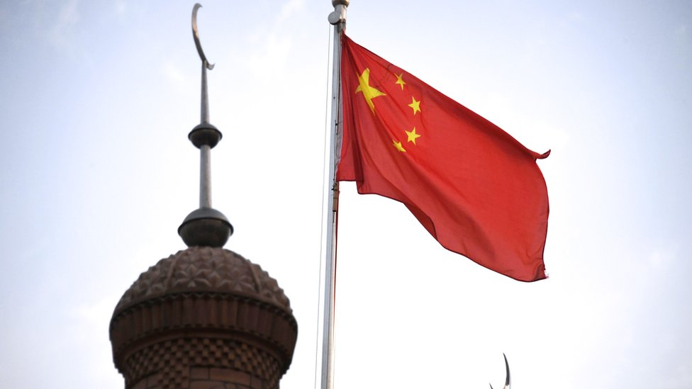 新疆與中國
