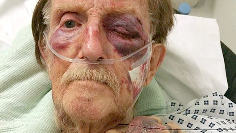 Arthur Gumbley murder: Killer burglar jailed for 33 years