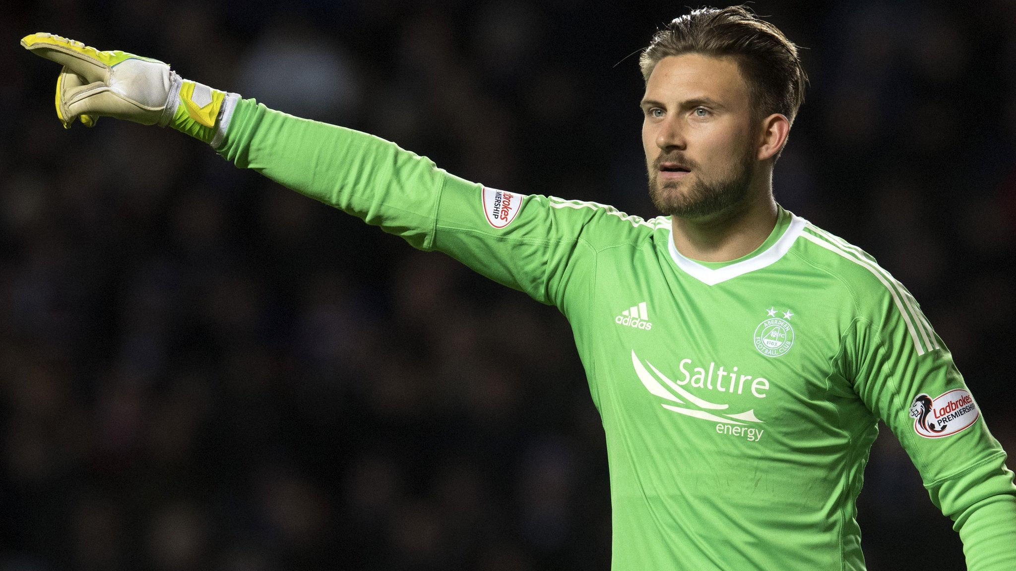 Danny Rogers: St Mirren sign Aberdeen goalkeeper on loan