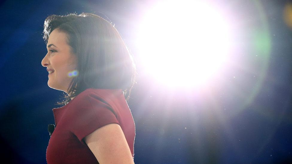 How the star of Sheryl Sandberg dimmed