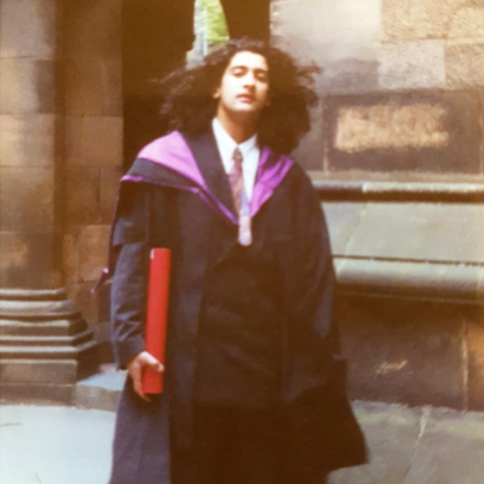 Alyas Karmani in June 1990