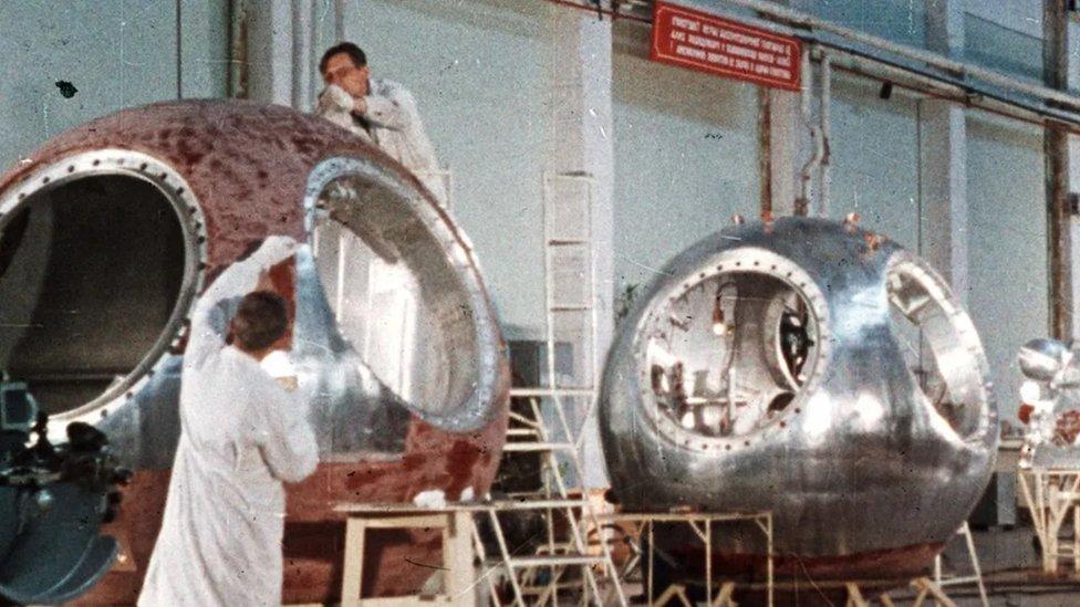 Svemirsk postrojenje