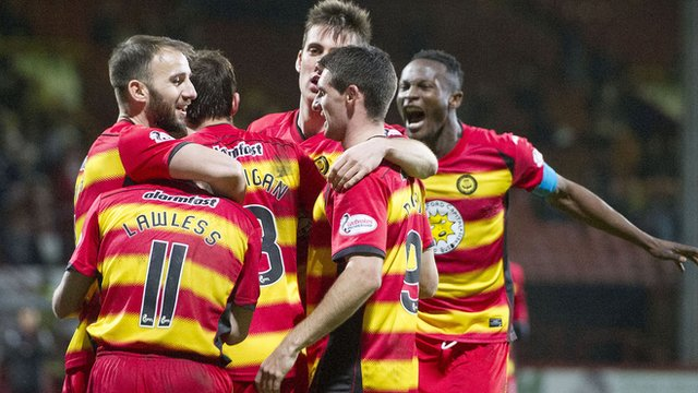 Highlights - Partick Thistle 1-0 Ross County
