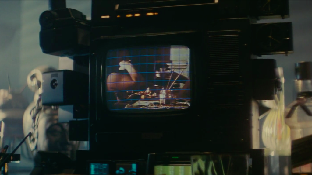 Esper machine in Blade Runner