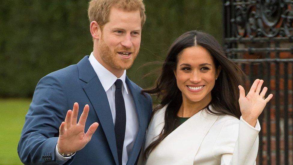 prince harry and meghan tell tabloids no more co operation bbc news bbc