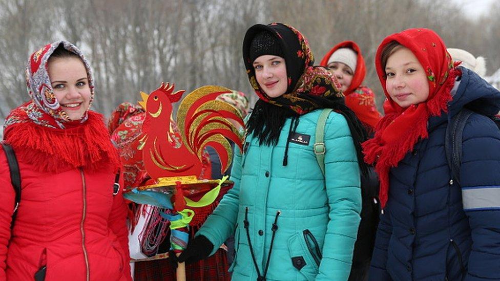 zimsi festival u Belgorodu