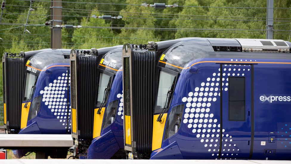New electric trains to start running next week