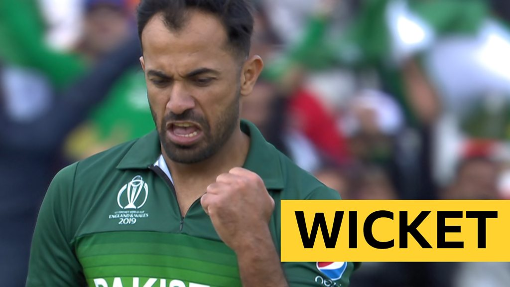 Cricket World Cup: Pakstan's Wahab Riaz dismisses India' KL Rahul