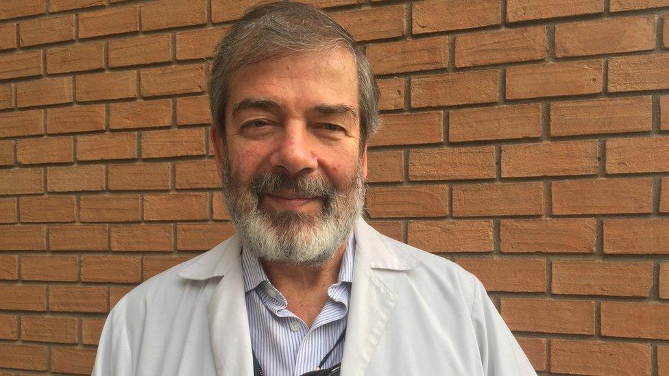 Dr Luis Jensen