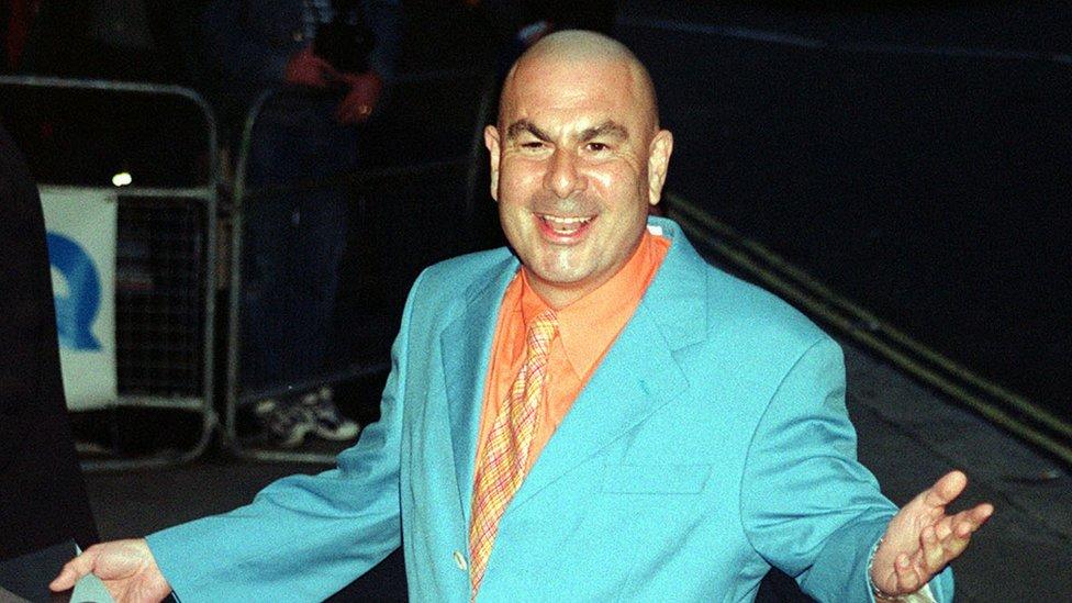 Eric Hall: 'Monster monster' football agent dies aged 73 thumbnail