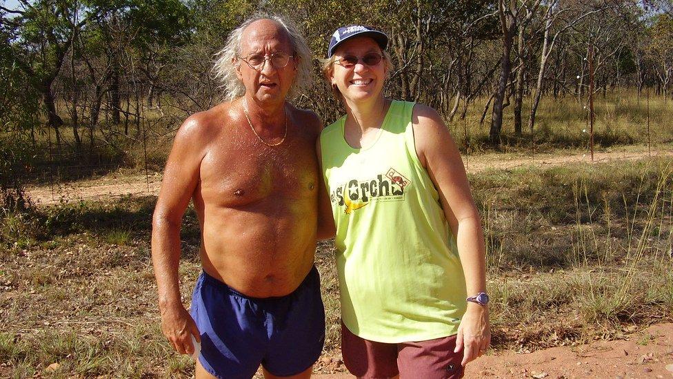 Steve and Paula Boone