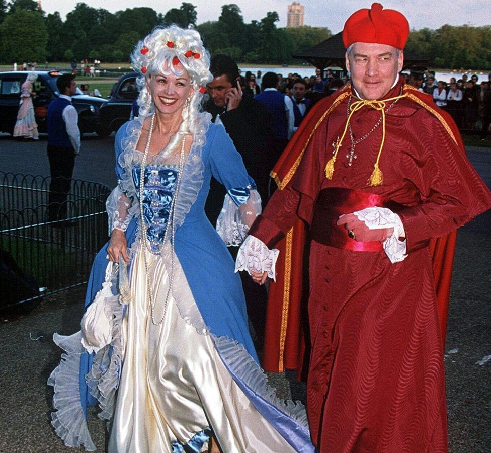 Fancy Dress Birthday Party for Lord Frederick Windsor and Lady Gabriella Windsor, Kensington Palace, London, 2000