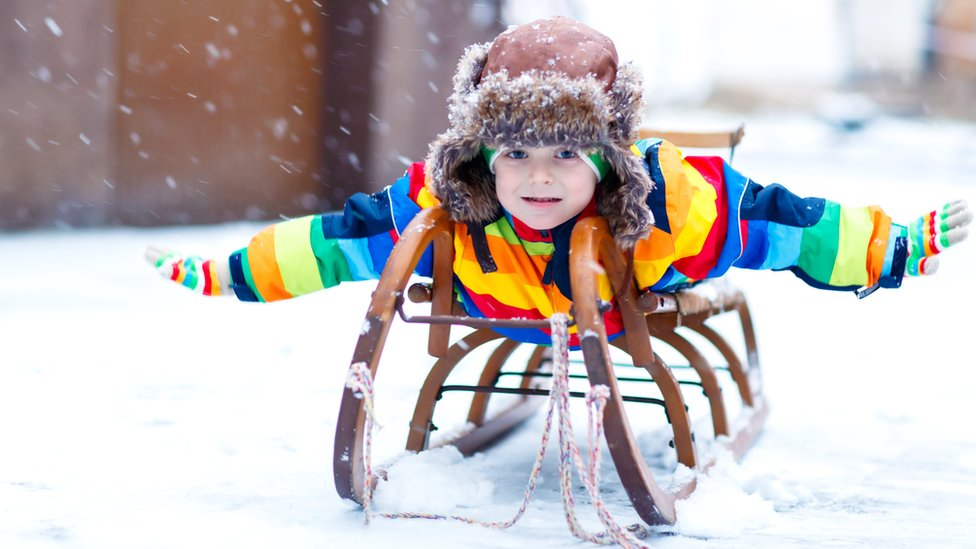 Niño finlandés