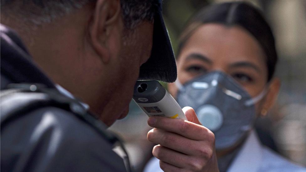 Coronavirus: 3 medidas que México está tomando frente a la pandemia y que  aprendió de la crisis de gripe A de 2009 - BBC News Mundo